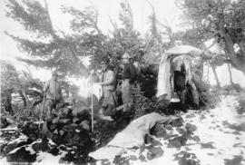Mazamas outing, Mt. Jefferson 1907