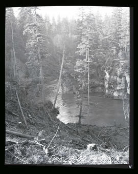 River Mill Dam, potential site