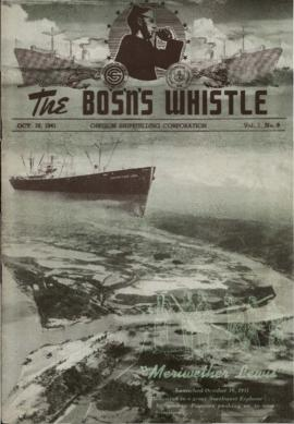The Bo's'n's Whistle, Volume 01, Number 08