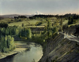 Columbia River Highway, Baseline Road, Mt. Hood