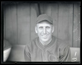 Kruze, baseball player for Oakland