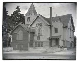 Clinton Kelly Memorial Methodist Church, 40th and Powell, Portland