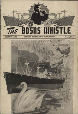 The Bo's'n's Whistle, Volume 01, Number 02