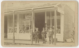 The Whitlock Store, Oregon City, Oregon