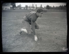 B. Ewen, football player