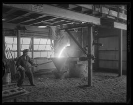 Metal worker, Albany