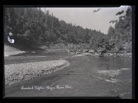 Crooked Riffles - Rogue River Ore.