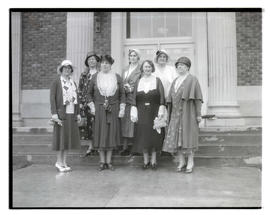 Members of Washington Federation of Women's Clubs