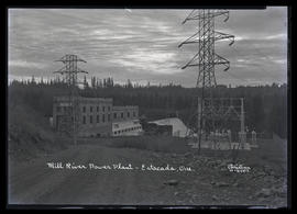 Mill River Power Plant - Estacada, Oregon