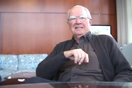 Oral history interviews with Malcolm Marsh, by Clark Hansen [Video 01]
