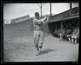 Ellison, baseball player for San Francisco