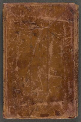 Reverend Jason Lee's Diary, 1833-1838