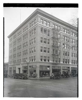 Mayer Building, 12th and Morrison, Portland