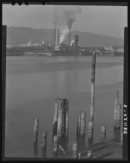 Portland Waterfront, 1938