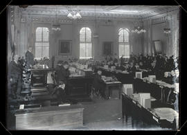 Oregon Senate in session, January 1921