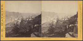 """Oregon City, Oregon."" (Stereograph 1223)"