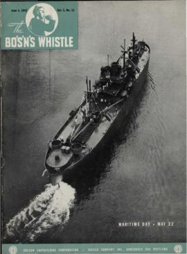 The Bo's'n's Whistle, Volume 02, Number 11