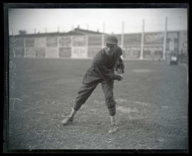 McEvoy, baseball player for Oakland