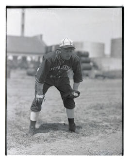 Jimmie Clark, baseball player for Blitz-Weinhard