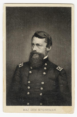 Stoneman, Maj. General George, Jr.