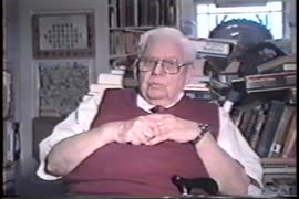 Oral history interview with Cecil L. Edwards [Video 01]