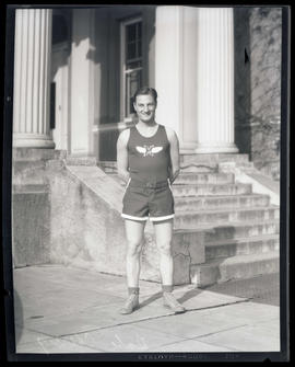 Dale Cherry, basketball player for Multnomah Amateur Athletic Club