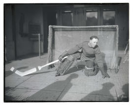 Wells, hockey player
