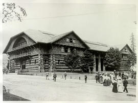 World Forestry Center, Lewis and Clark Exposition, 1905
