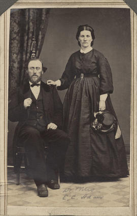 Adair, Dr. Elias Coleman and Martha (Kemp)
