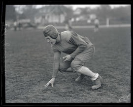 Ted Giesecke, football player