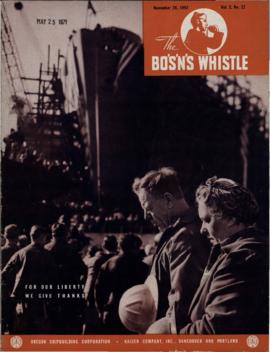 The Bo's'n's Whistle, Volume 02, Number 22
