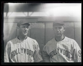 Baseball players for Hollywood