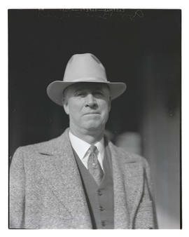 Governor C. Ben Ross of Idaho