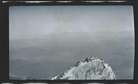 View from the summit of Mount Hood