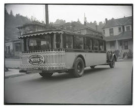 Oregon Stages System 'Pioneer Line' bus