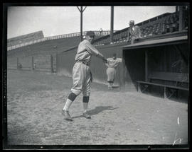 Long, baseball player for San Francisco