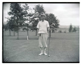 Bill Williams, golfer