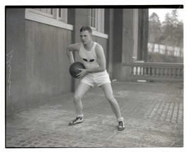 Steuson?, basketball player for Multnomah Amateur Athletic Club