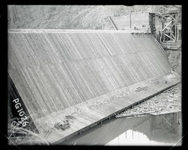 Cazadero Dam, re-decking complete