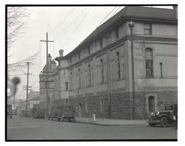 Oregon National Guard Armory and Annex, 11th and Couch, Portland