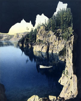The Grotto, Crater Lake, Oregon
