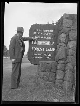 Eagle Creek Forest Camp