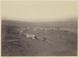 Dalles City from the east (Mammoth 449)
