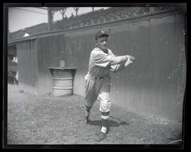 Elmer Jacobs, baseball player for Los Angeles