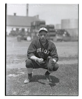 Charles Peterson, baseball player