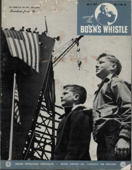 The Bo's'n's Whistle, Volume 03, Number 13