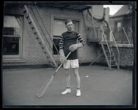 Bob Brown, lacrosse player