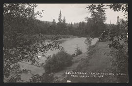 Clackamas Tavern Fishing Ground near Oregon City, Oregon