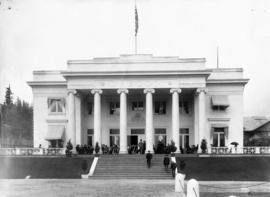 Oregon building at Lewis and Clark Exposition, 1905