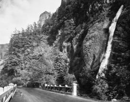 Horsetail Falls Bridge